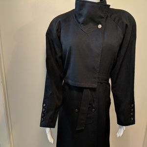 Vintage Gantos Trench Coat